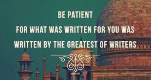 Islamic Quotes And Sayings in English