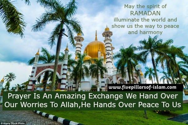 jumma mubarak ramadan mubarak images